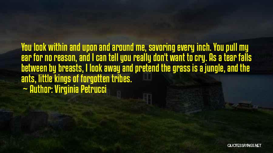 You Can Reason Quotes By Virginia Petrucci