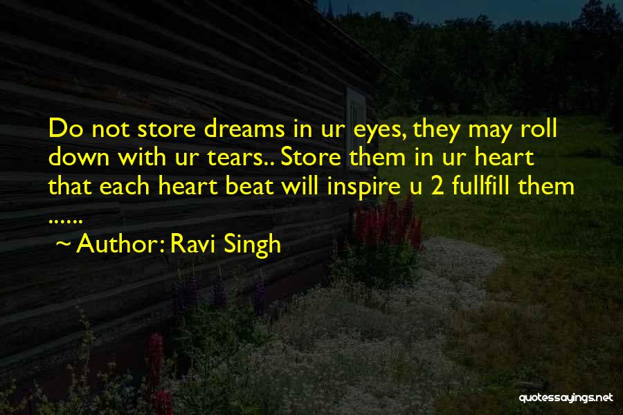 You Can't Beat Me Down Quotes By Ravi Singh