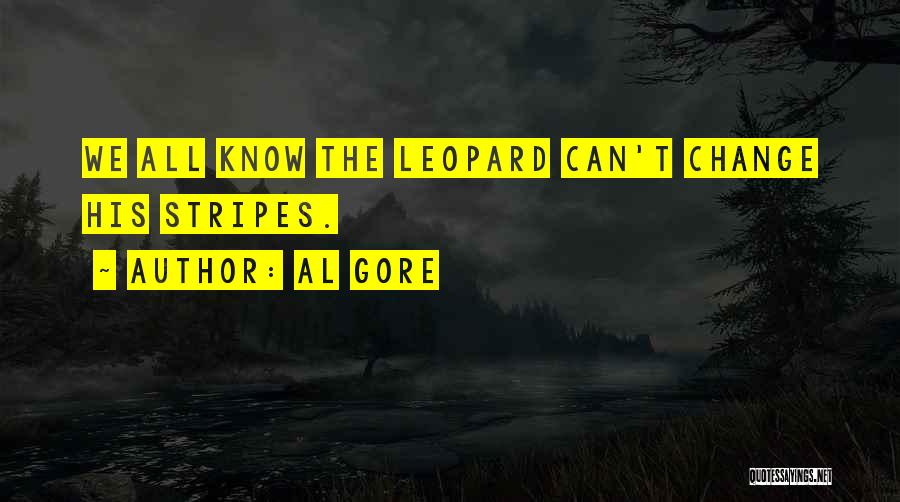 You Can't Change Stupid Quotes By Al Gore
