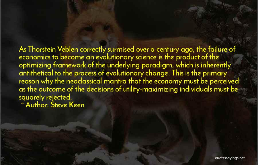 You Can't Change Stupid Quotes By Steve Keen