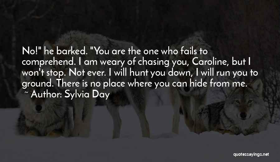 You Can't Hide Things From Me Quotes By Sylvia Day