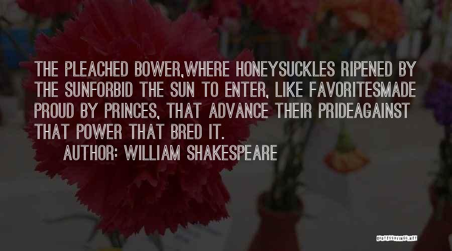 You Can't Make A Hoe A Housewife Quotes By William Shakespeare