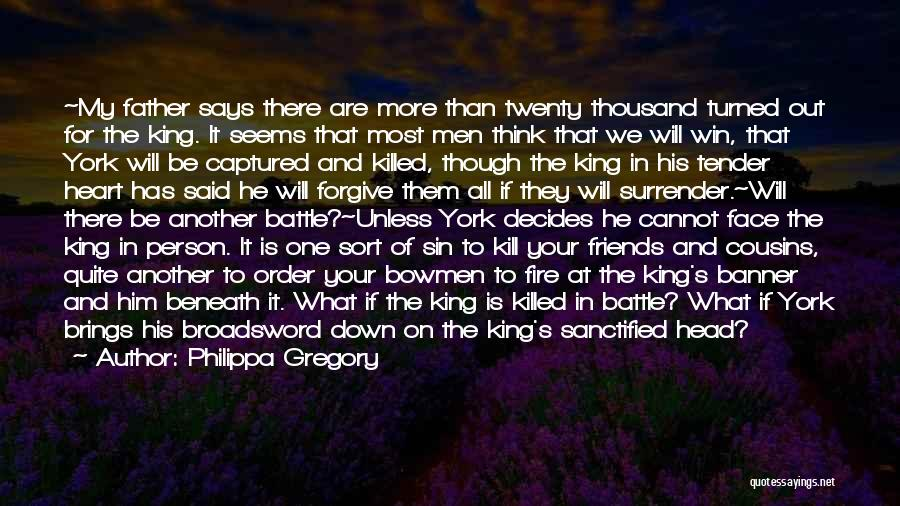 You Captured My Heart Quotes By Philippa Gregory