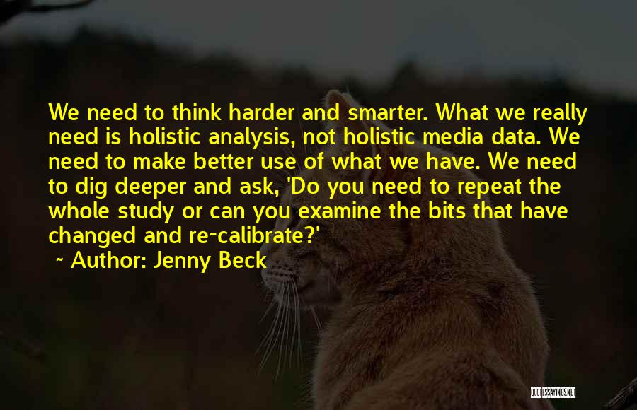 You Changed Me For The Better Quotes By Jenny Beck