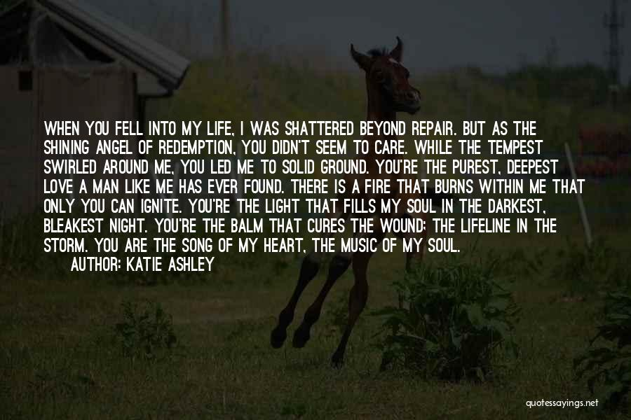 You Didn't Care Quotes By Katie Ashley