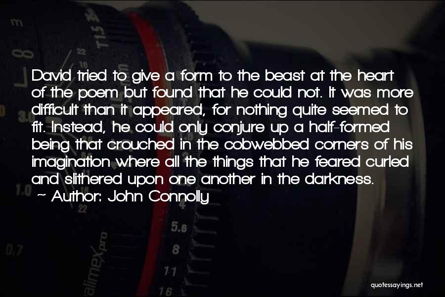 You Give Them An Inch Quotes By John Connolly