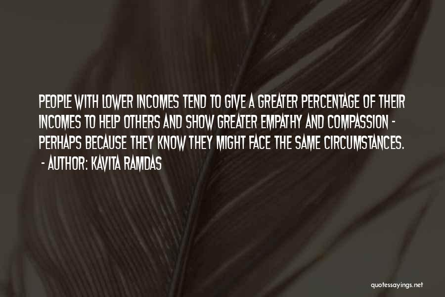 You Give Them An Inch Quotes By Kavita Ramdas