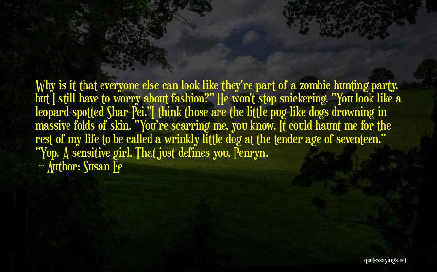 You Haunt Me Quotes By Susan Ee