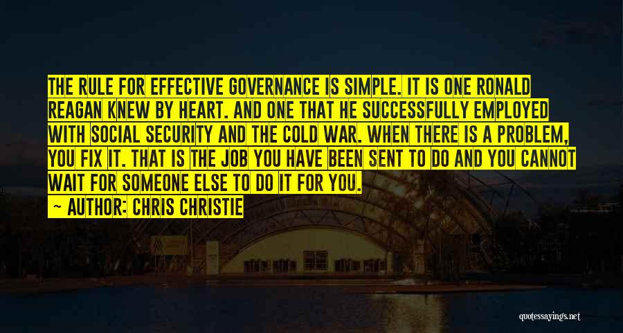 You Have A Cold Heart Quotes By Chris Christie