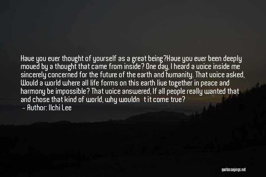 You Have Moved On Quotes By Ilchi Lee