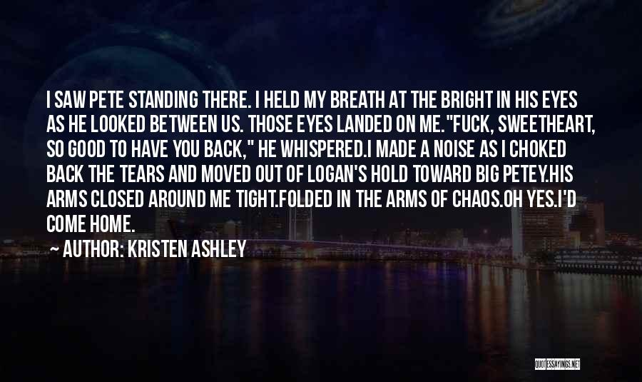You Have Moved On Quotes By Kristen Ashley