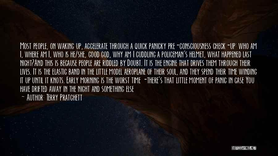 You Have Moved On Quotes By Terry Pratchett