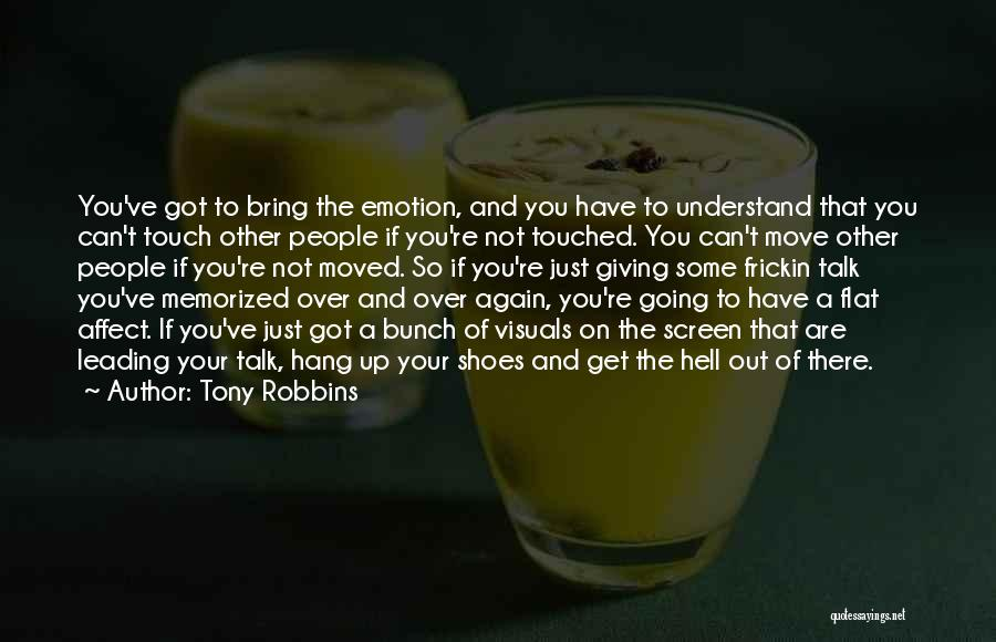 You Have Moved On Quotes By Tony Robbins
