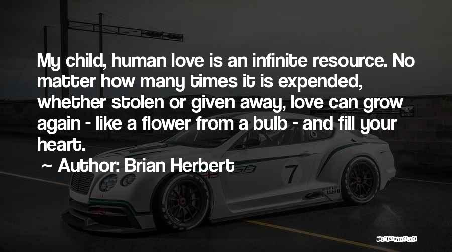 You Have Stolen My Heart Quotes By Brian Herbert