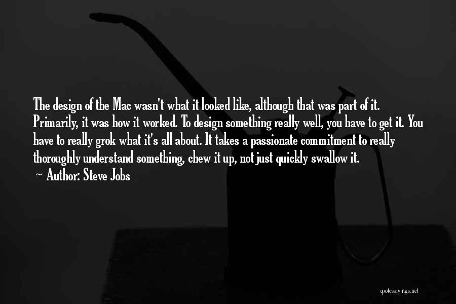 You Have To Quotes By Steve Jobs