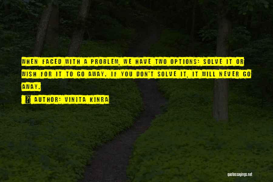 You Have To Quotes By Vinita Kinra