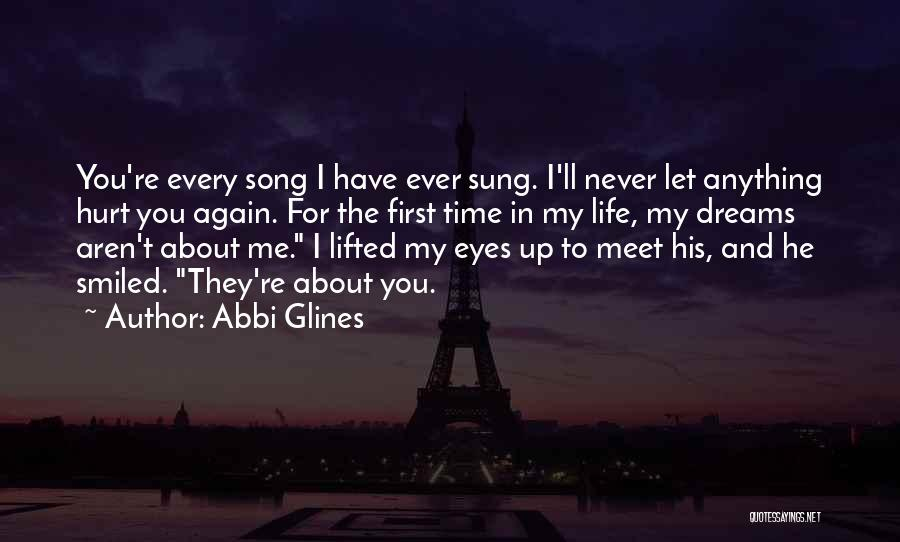 You Hurt Me First Quotes By Abbi Glines