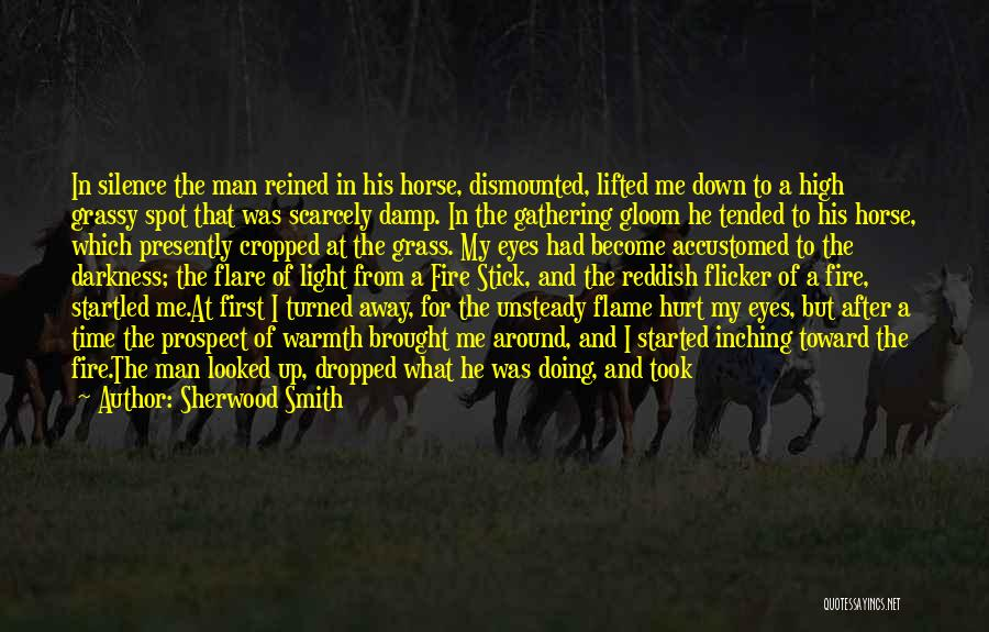 You Hurt Me First Quotes By Sherwood Smith