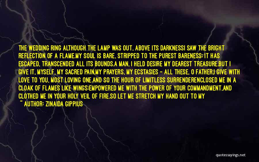 You In My Prayers Quotes By Zinaida Gippius