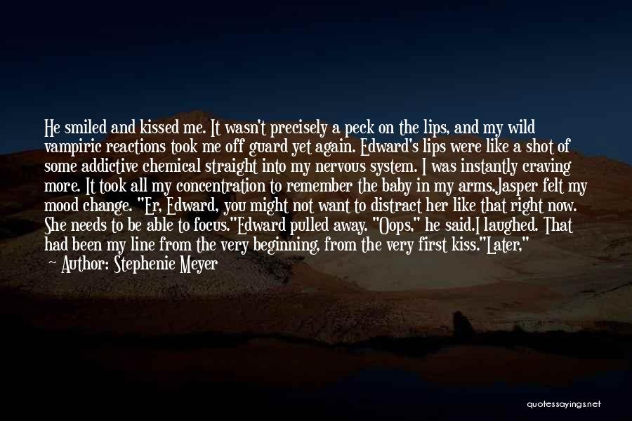 You Keep Me Safe Quotes By Stephenie Meyer