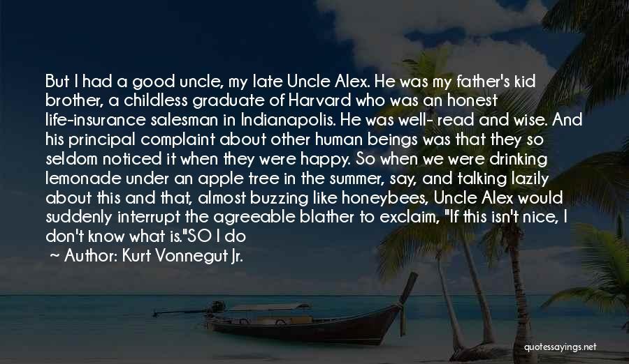 You Know It's Summer When Quotes By Kurt Vonnegut Jr.