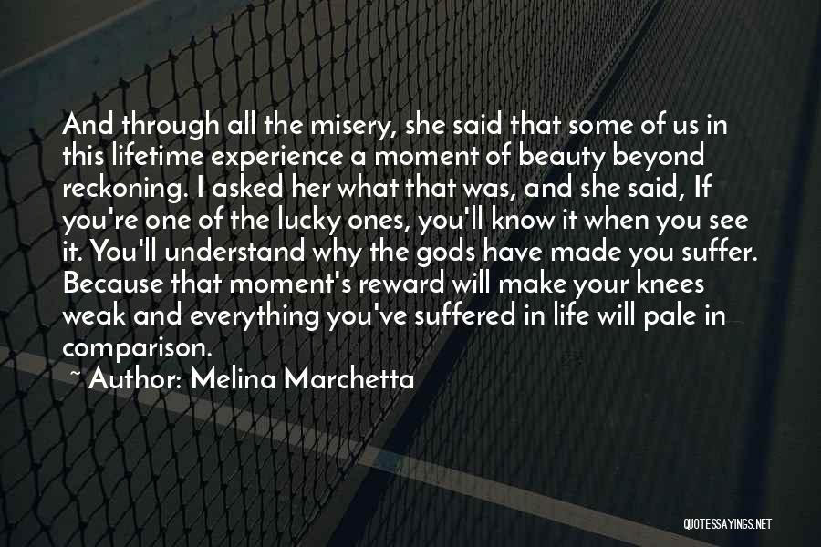You Know That Moment Quotes By Melina Marchetta