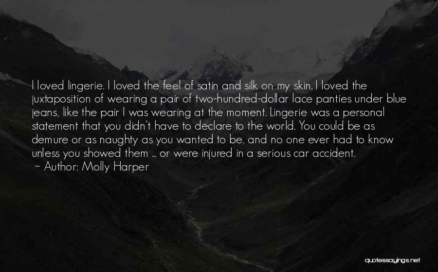 You Know That Moment Quotes By Molly Harper