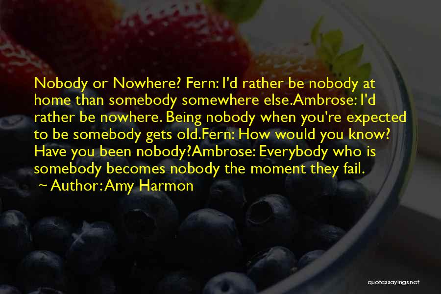 You Know You're Old Quotes By Amy Harmon