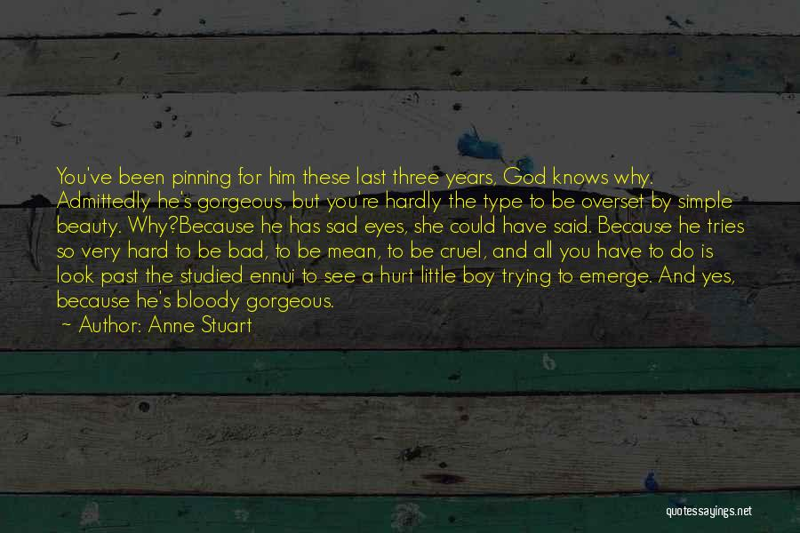 You Look So Gorgeous Quotes By Anne Stuart