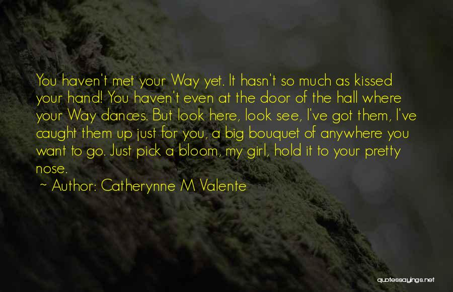 You Look So Pretty Quotes By Catherynne M Valente