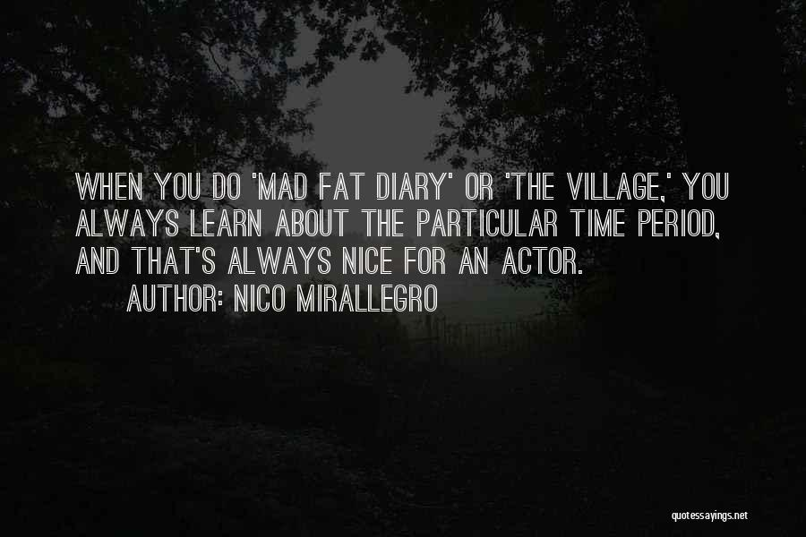 You Mad Quotes By Nico Mirallegro