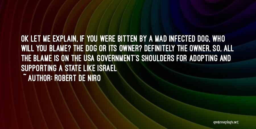 You Mad Quotes By Robert De Niro