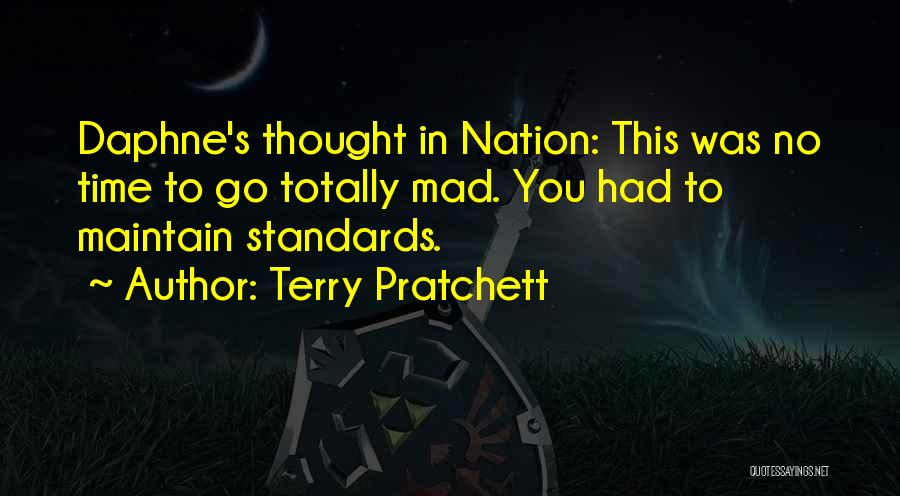 You Mad Quotes By Terry Pratchett