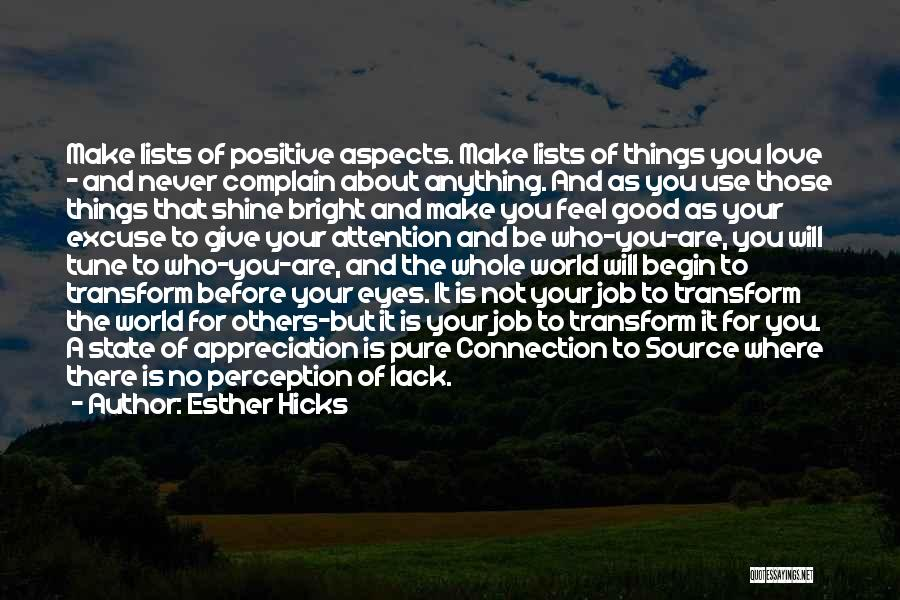 You Make My Eyes Shine Quotes By Esther Hicks