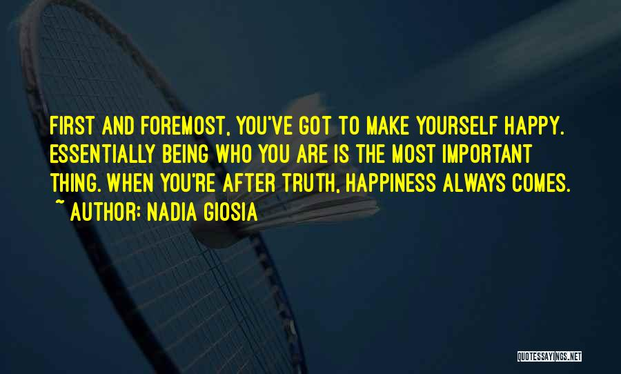 Top 100 You Make Yourself Happy Quotes Sayings