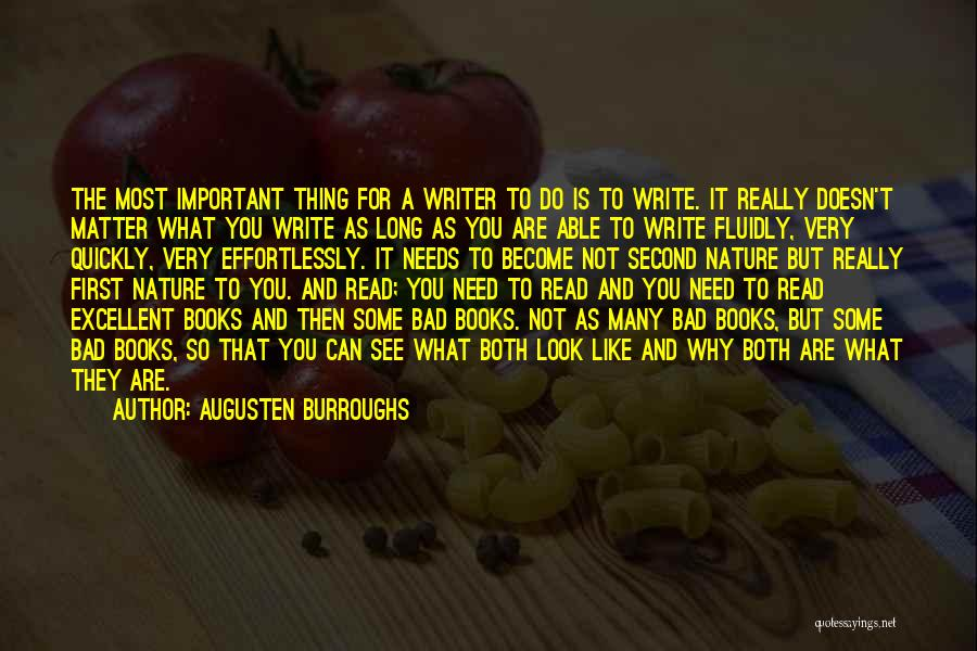 You Matter Most Quotes By Augusten Burroughs