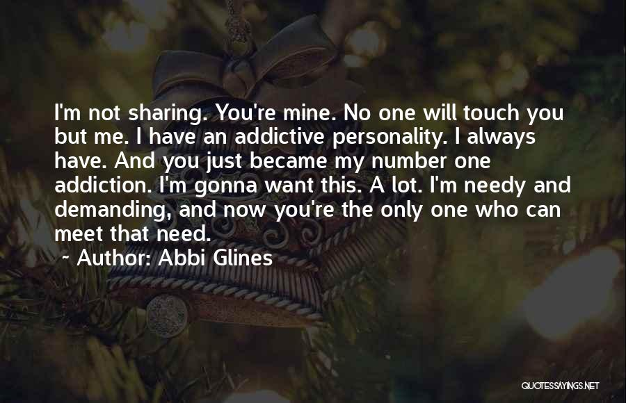 You Meet Me Quotes By Abbi Glines