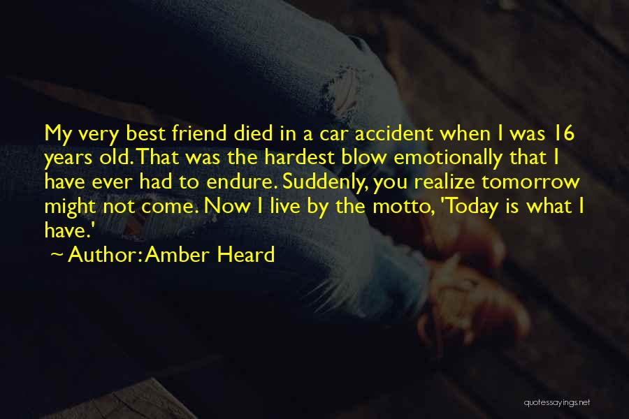 You My Best Friend Quotes By Amber Heard