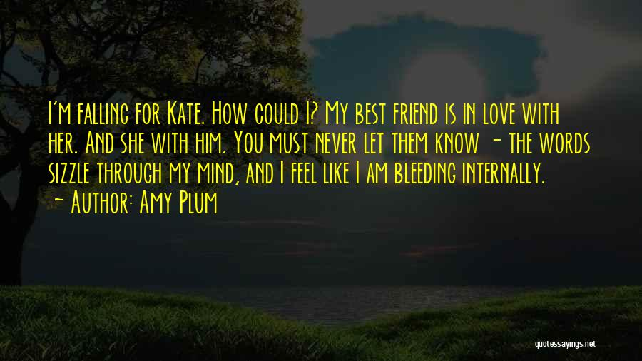 You My Best Friend Quotes By Amy Plum