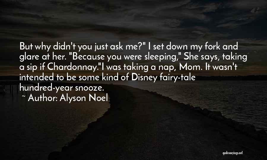 You My Queen Quotes By Alyson Noel