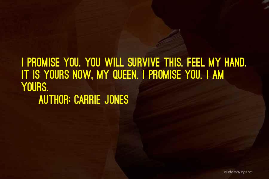 You My Queen Quotes By Carrie Jones