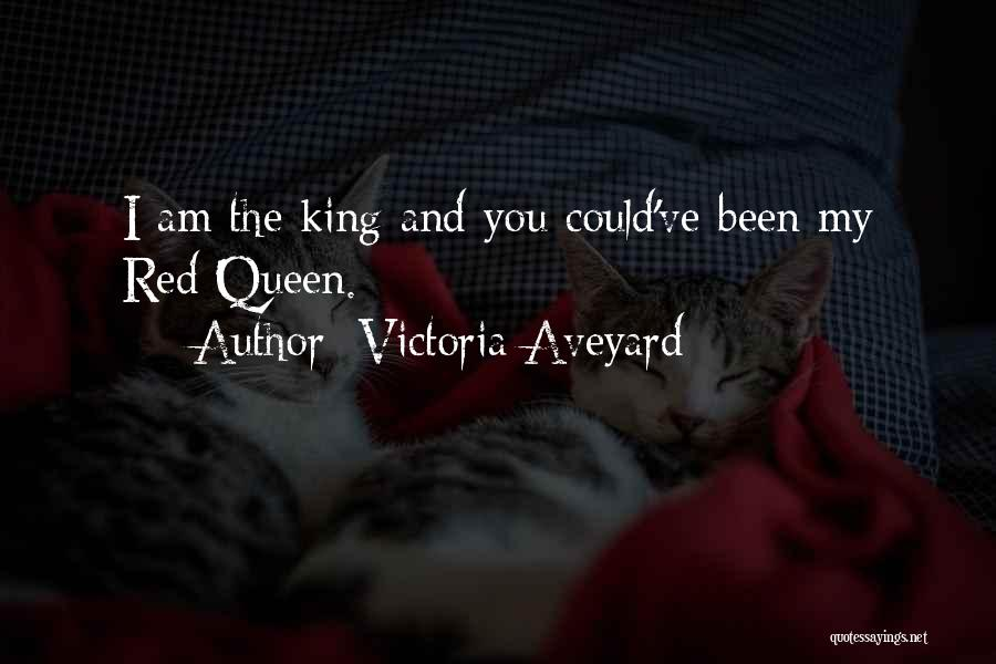 You My Queen Quotes By Victoria Aveyard