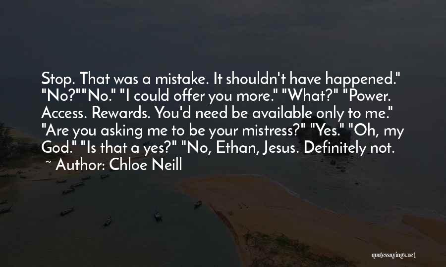 You Need God Quotes By Chloe Neill