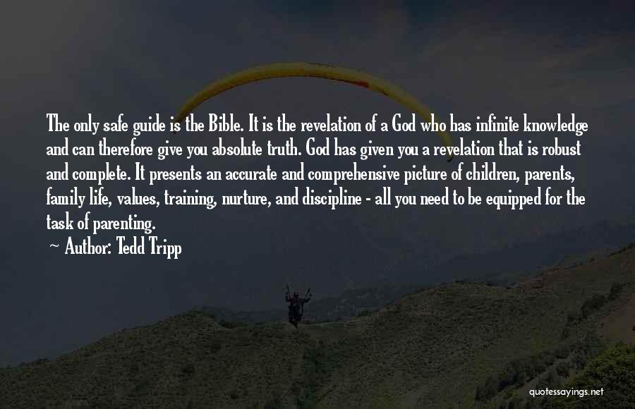 You Need God Quotes By Tedd Tripp