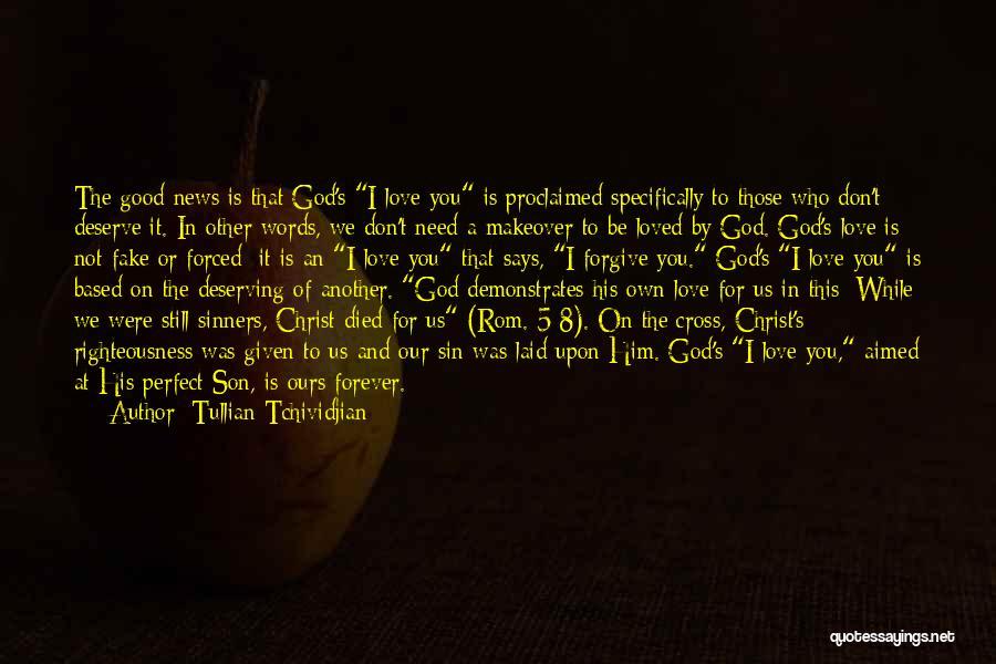 You Need God Quotes By Tullian Tchividjian