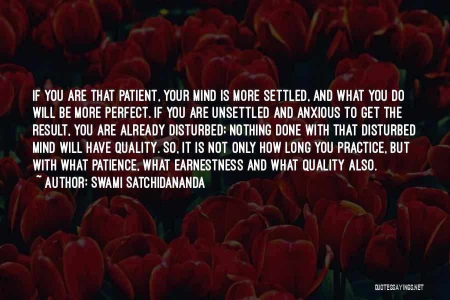 You Not Perfect Quotes By Swami Satchidananda
