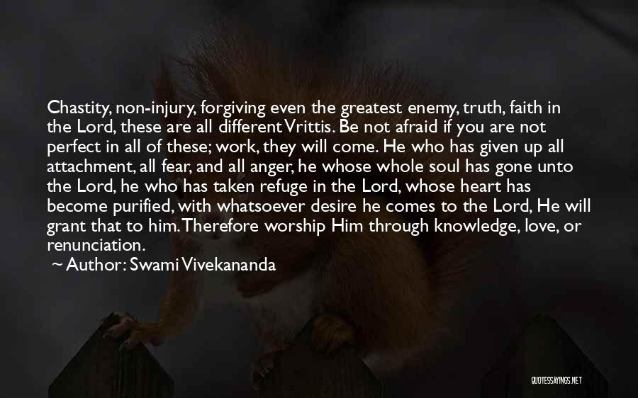 You Not Perfect Quotes By Swami Vivekananda