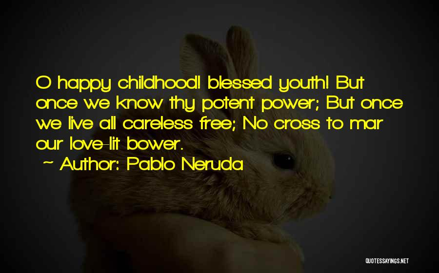 You Only Live Once Love Quotes By Pablo Neruda