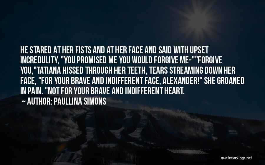 You Promised Quotes By Paullina Simons