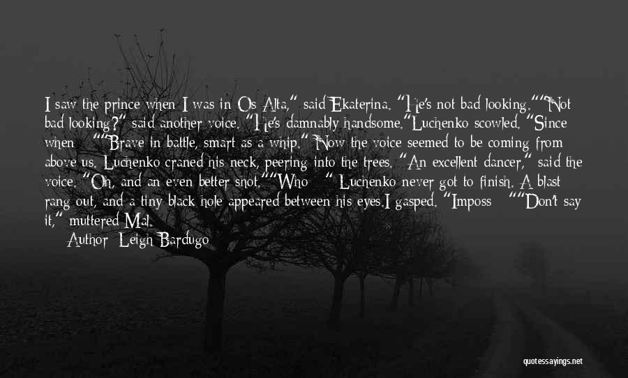 You Rang M'lord Quotes By Leigh Bardugo